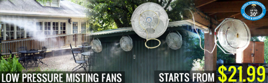 Patio Misting Fans | Outdoor Misting Fans | Outdoor Fan | Fan Misting |  Water Fan - Patio Misting Fans Outdoor Misting Fans Outdoor Fan Fan