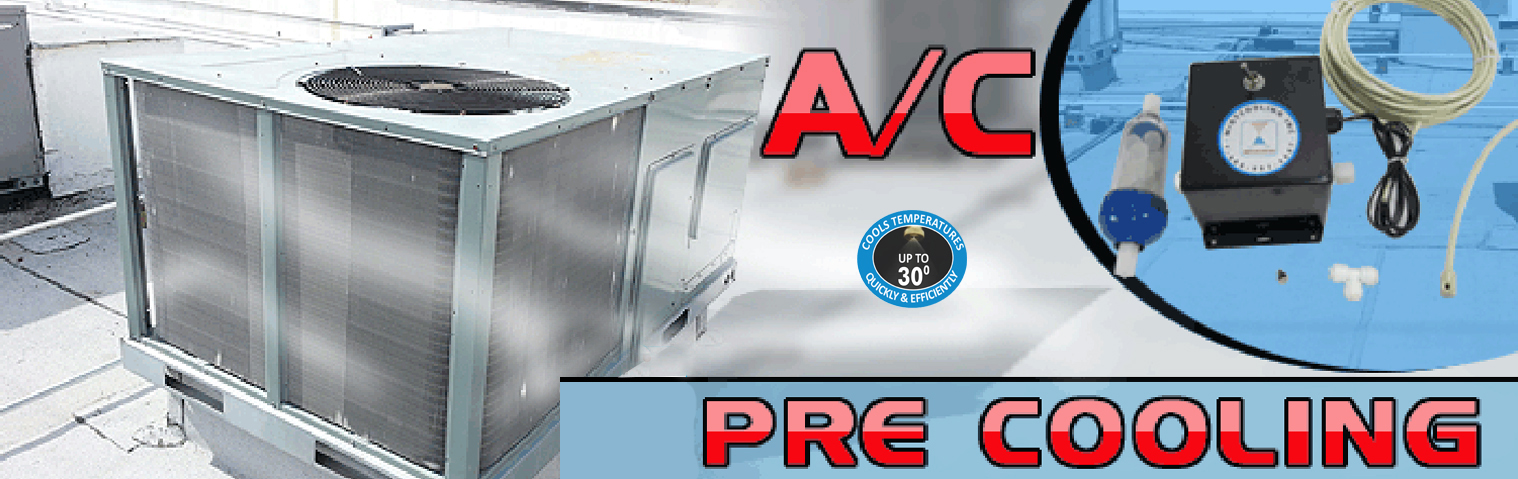 A.C. Pre Cooling-Energy Saver