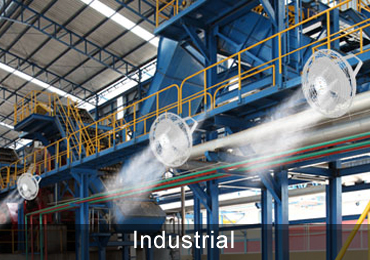 Misting Systems By Mistcooling Outdoor Mist Cooling
